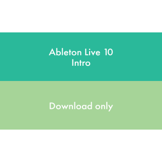 Ableton Live 10 Intro - Download Code