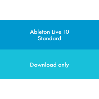 Ableton Live 10 Standard - Download Code