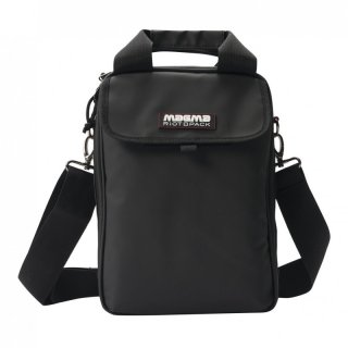 MAGMA RIOT Headphone Bag Pro black/red