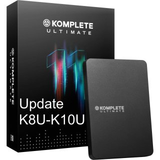 Native Instruments Komplete 11 Ultimate UPD (K8U-K10U)
