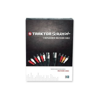 Native Instruments Traktor Scratch Replacement Set Cable