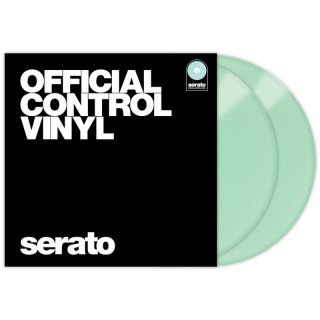 Serato Vinyl Performance 2stk glow in the dark