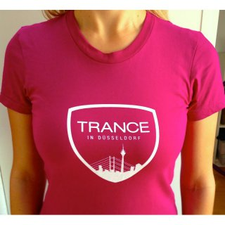 Trance in Düsseldorf Fan Shirt, Women
