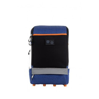 pinqponq Backpack Cubik Large Vivid Thunder