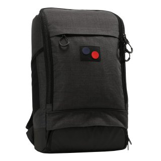 pinqponq Backpack Cubik Medium Anthracite Melange