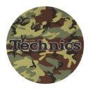 Slipmat Technics Army