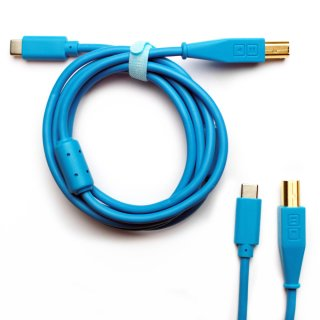 Chroma Cable USB-C Blau