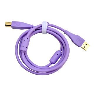 Chroma Cable Straight Lila