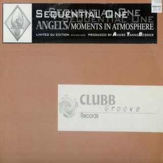 Sequential One - Angels/Moments In Atmosphere Vinyl