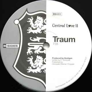 Central Love II - Traum Vinyl