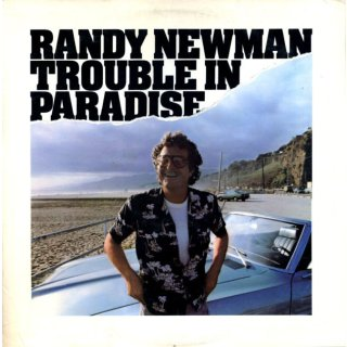 Randy Newman - Trouble In Paradise Vinyl