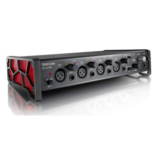 Tascam US-4x4 HR USB Audiointerface